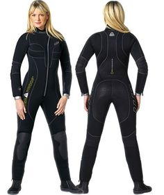 0db521eddeae8 Waterproof Scuba Diving Dive Wetsuit Women's Wet Suit Size X-Large XL in  Sporting Goods