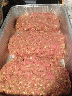 Healthy Smoke Meat Loaf Recipe