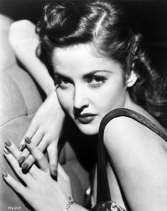 Martha Vickers - loved her in The Big Sleep. ~T