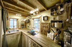 Tiny Tack House: kitchen (Photo: Christopher Tack)