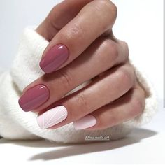 Pink nails with glitter accent Archives - Page 3 of 28 - Nail Art 3 nail designs - Nail Desing Square Acrylic Nails, Square Nails, Acrylic Nail Designs, Nail Art Designs, Shellac Nail Designs, Latest Nail Designs, Square Nail Designs, Nails Design, Winter Nails