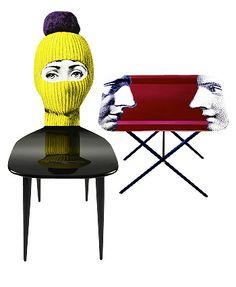 Human chairs