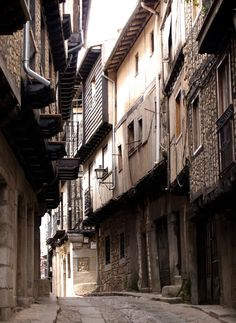 Spanish villages