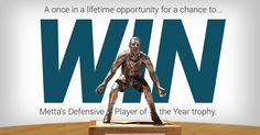 I just entered for a chance to WIN Metta World Peace's #DPOY Trophy in support of #FamilyDefense. http://421939.enter.familydefense37.com