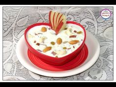 After Delivery Indian Diet Episode 2 - Milk and Apple Daliya / Dalia for...