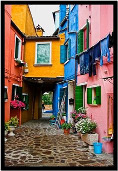 Burano  Loved it there!!!