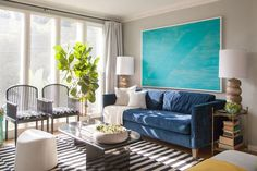 Our Favorite Affordable Large Scale Art (and how to get it in your own home)