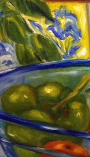 Mary Farr Fine Art: My Recipes!