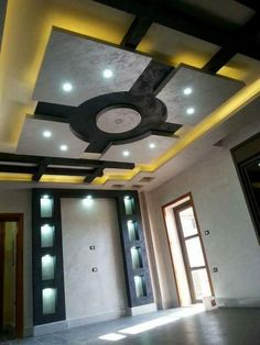 Modern False ceiling designs are an excellent option to add another design element to your projects. In addition to being a way to combine designs,