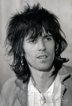 Keith Richards by Robert Altman www.RockPaperPhoto.com