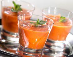 Gazpacho para todos los gustos. #hazteunpansano www.pansano.net