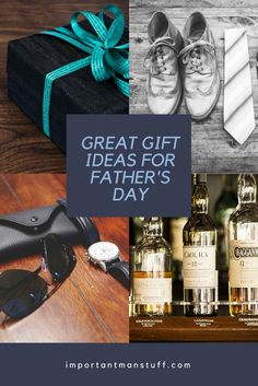 Father's Day is becoming ever more popular. We have put together a list of the Top Best Present Ideas for Father's Day