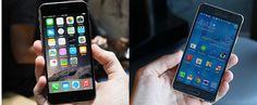 Apple iPhone 6 vs. Samsung Galaxy Alpha