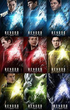 Star Trek Beyond, I have the chekov poster, i miss him so much!!!!!