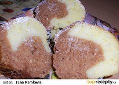 Bábovka z podmáslí recept - TopRecepty.cz Cornbread, Muffin, Cookies, Breakfast, Ethnic Recipes, Food, Millet Bread, Crack Crackers, Morning Coffee