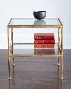 """Arta Cubed End Table at Horchow. $239 sale ends 4/29 19"""" square"""