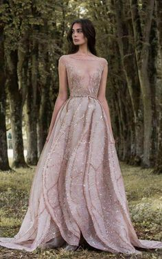 Wedding gowns in different colours can be as colorful or modest as you wish, so here are some lovely shades, degrades and white dresses with dashes of color on the details and we all know the details sure can make quite the difference! See wedwithbliss.com for more #wedding #weddingdresses #weddingideas #weddings