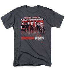 CRIMINAL MINDS/THINK LIKE ONE