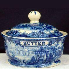 Buttertöpfchen ♥ Butter dish