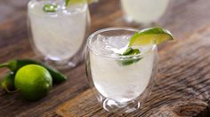 Nate's and Jeremiah's Fresh Lime Jalapeno Margaritas Recipe. He also added ginger which is missing from recipe