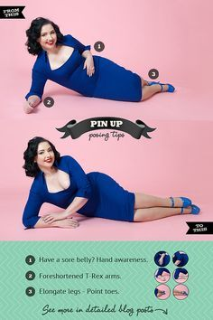 Photography Posing Tips for Women: A useful guide for women to create a stunning body shape.