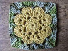 Flor em Crochê para aplicação por Carine Strieder - YouTube