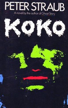 KOKO. by Peter. Straub