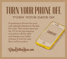 Gentlemens+guides | Gentlemen's Guide to Valentine's Day / Dealing with Technology