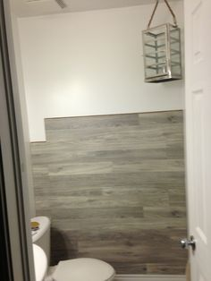 Laminate Flooring Looks Great On A Wall One Of The Most