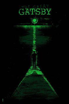 great gatsby green light tattoo | Visit fuckyeahmovieposters.tumblr.com