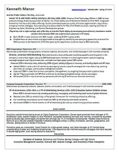 Ceo  Real Estate Resume Sample Page   Resume Samples