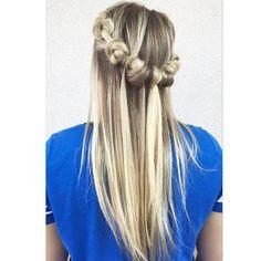 Knotty Twist Braids @jaseylen //@behindthechair @modernsalon @american_salon @instabraid #knottybraid #braid #hair #hairstyle #hairpost #behindthechair #modernsalon #modern #blonde