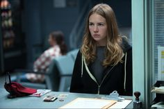 Britt Robertson in Tomorrowland (2015)