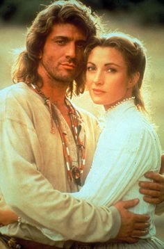 Dr. Quinn Medicine Woman. Joe Lando and Jane Seymour as: Byron Sully and Dr. Michaela Quinn.