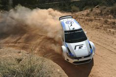 Volkswagen Rallye Spanien 2013 - Test