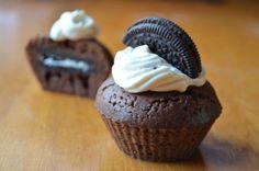 Fotorecept: Kávové brownies s oreom - Recept pre každého kuchára, množstvo receptov pre pečenie a varenie. Recepty pre chutný život. Slovenské jedlá a medzinárodná kuchyňa
