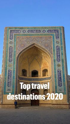 Top Travel Destinations, Central Asia, Wanderlust Travel, Solo Travel, Adventure Travel, Travel Guide, Taj Mahal, Bucket, Space