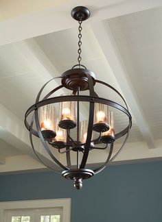 Buy the Sea Gull Lighting Autumn Bronze Direct. Shop for the Sea Gull Lighting Autumn Bronze Sfera 6 Light Chandelier with Mercury Glass Shades and save. Bronze Chandelier, Globe Chandelier, Lighting Store, Chandelier Lighting, Entry Chandelier, House Lighting, Wall Lighting, Large Chandeliers, Globe Lights