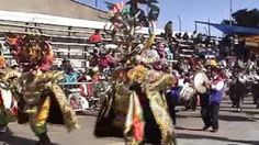 la diablada de bolivia - YouTube
