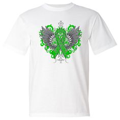 Make a strong impression for Neurofibromatosis Awareness with our stand-out tattoo style design on shirts #Neurofibromatosisawareness #Neurofibromatosisribbon #Neurofibromatosistshirts