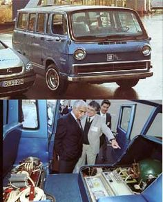 1966 GM Electrovan - First Hydrogen Fuel Cell Vehicle
