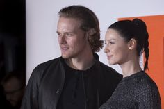 Here are 30 HQ Pics of Caitriona Balfe & Sam Heughan at the World Premiere of T2 Trainspotting. More after the jump! –