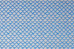mermaid textile | minä perhonen