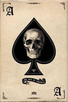 Ace of Spades ♠