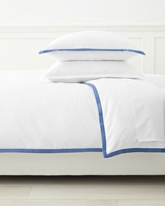 For those who crave a quieter bed, this beautiful layering piece allows you to start simple and add on as you desire. Dial it up with sheets in a bold color and pattern, or keep it clean and classic. Its sheer mix-and-match versatility will earn its keep in your linen closet, and give you endless ways to change up your look in no time flat. (Design Tip: We made sure the entire palette works well with other pieces in our bedding collection to give you one-stop flexibility.)