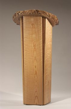 Custom Lectern by Jeff Lind, Fine Woodworking | CustomMade.com