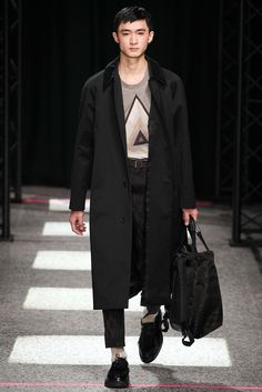 Paul Smith Fall 2015 Menswear - Collection - Gallery - Style.com