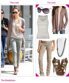 Cute Mommy Style... Liking this, although not sure the shoes would be my thing. :)