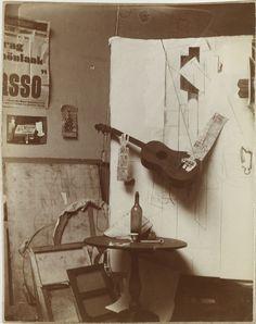 Picasso guitarra