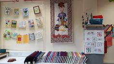 Open day at Stitchscape sewing studio in newton-le-willows
